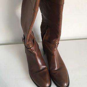 Prada Brown Riding Boots 41